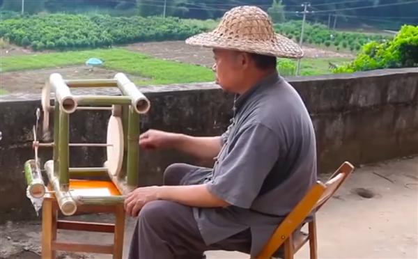 当代鲁班!63岁中国爷爷成油管网红:粉丝过百万