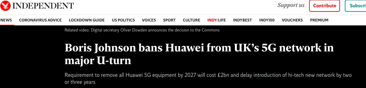 深圳丝足spa会所_英国官员:替换华为设备将耗费至少20亿英镑