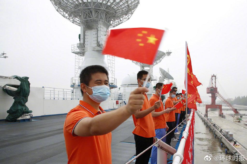 【彩乐园下载进入12dsncom】_中国航天年度大戏即将开启!远望6号船首赴三大洋执行多次海上测控任务