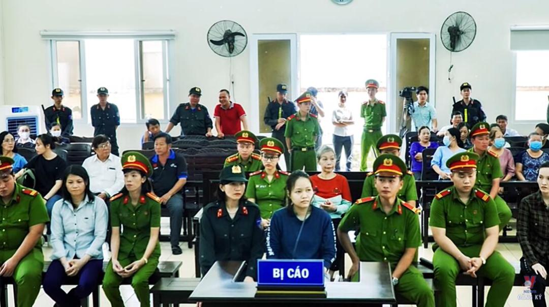 """【青海企划网】_震惊越南的""""法轮功""""邪教杀人藏尸案,判了!"""
