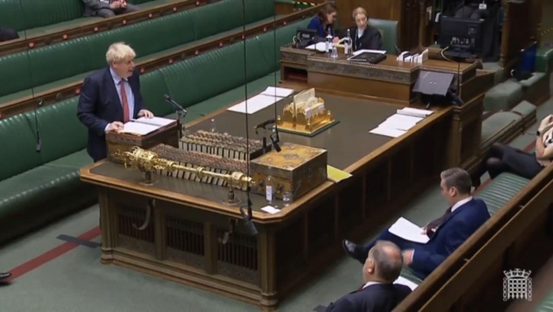 【程序员的出路】_英国首相承诺将对新冠疫情应对情况进行独立调查