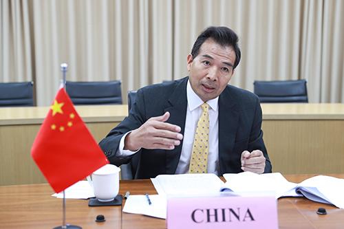 外交部副部长罗照辉:东亚形势呈现两大特点 美国全面遏制中国