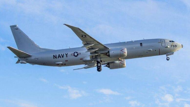高頻度挑釁!美軍1天內向南海出動5架4型軍機