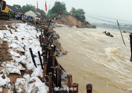 【丰城网络】_强降雨造成安徽399.2万人受灾   直接经济损失152.7亿元