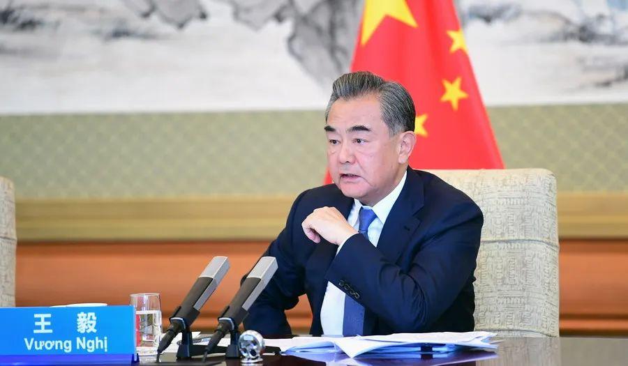 【谷歌英文搜索】_王毅对话越南外长:美国挑起南海紧张动荡,中越不可给其可乘之机
