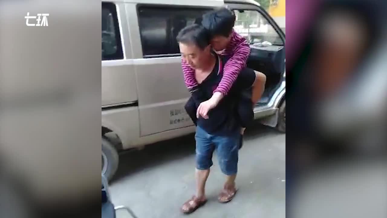 浏阳最美家庭:丈夫照顾瘫痪妻子11年