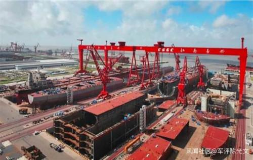 【彩乐园下载进入12dsncom】_中国第三艘航母露出真容!2021年4月下水 配备歼-35
