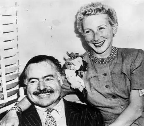 海明威与玛丽·韦尔什