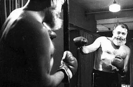 海明威爱好之一:拳击