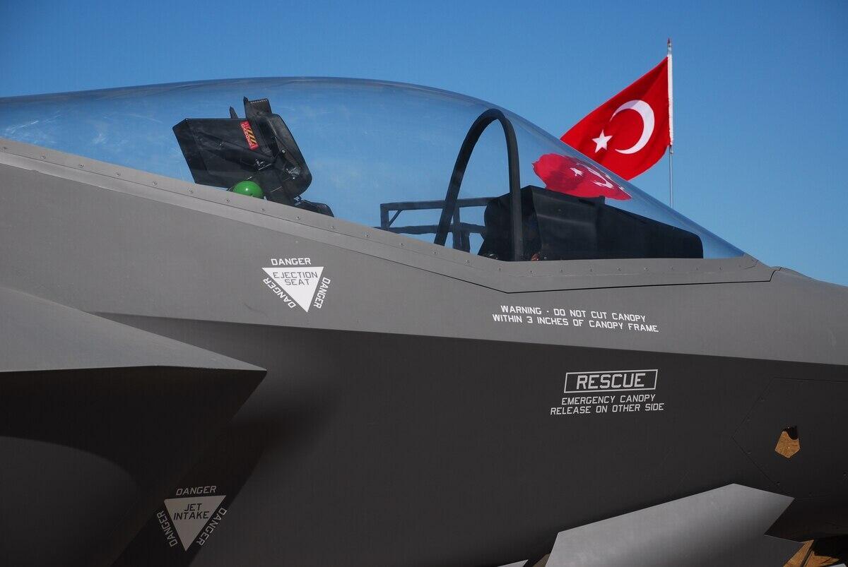 F-35不给土耳其了!美国空军决定买下为土耳其生产的F-35战机