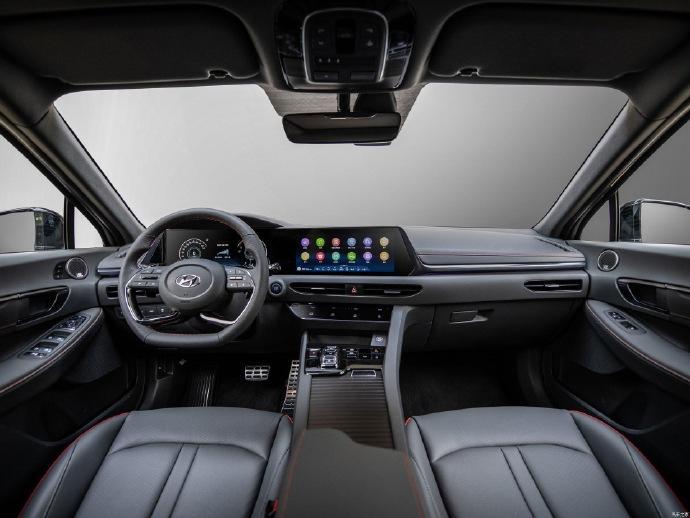 第十代索纳塔中国上市 搭载智能座舱16.18万元起