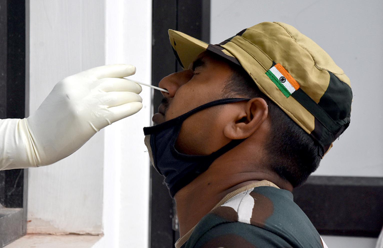 【网络营销的成功案例】_印度边境安全部队101人确诊感染新冠肺炎