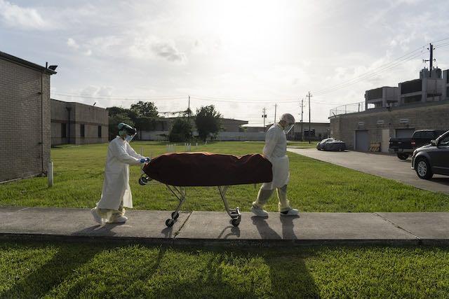 【炮兵社区app电子书】_《华盛顿邮报》:白宫应对疫情失败震惊世界