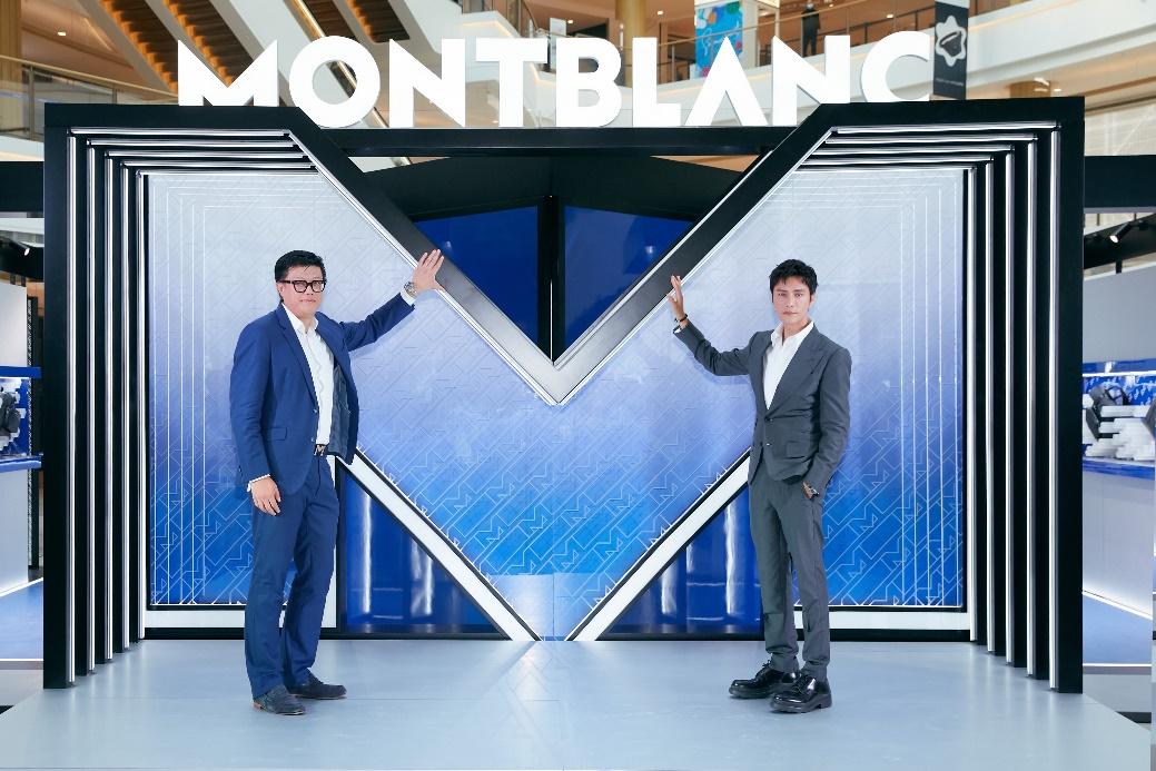 万宝龙M-Gram4810皮具系列全球首发仪式于上海盛大举行