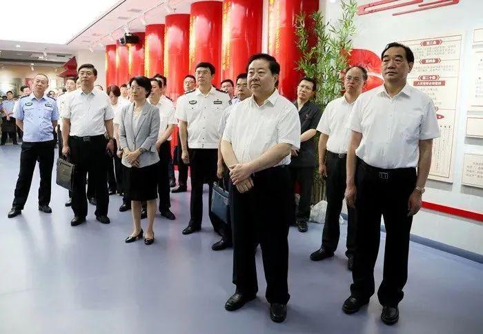 【星尘传说sf】_中央政法委指导组进驻,监狱长现场表态