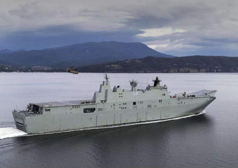 美国拉日澳在南海演习模拟战争 菲防长:我们不参与