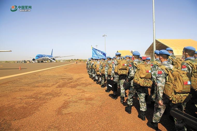 【运城搜搜团购网】_中国第7批赴马里维和部队第一梯队今晨回国 约200余官兵