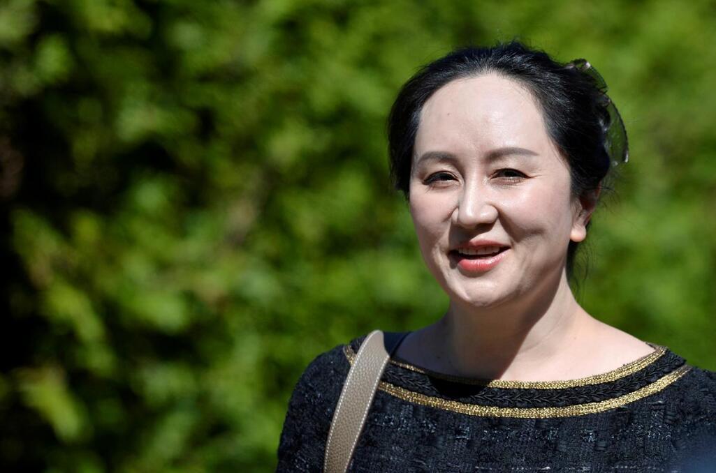 华为向加拿大法院申请中止将孟晚舟引渡到美国