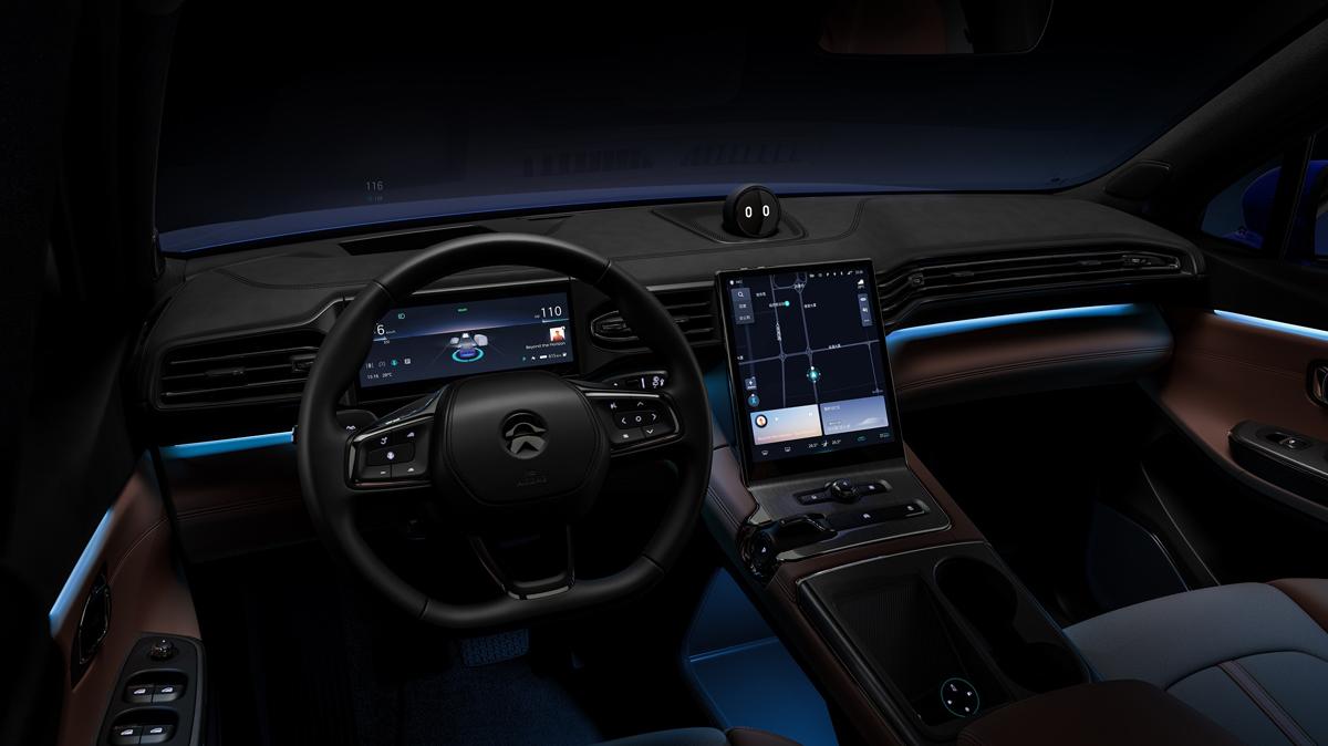 智能电动轿跑蔚来EC6正式上市 售价36.8万起