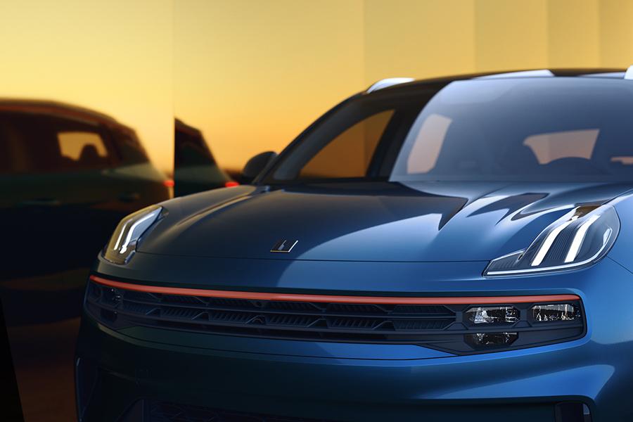 领克06正式开启预售 科技先锋版限量发售600台