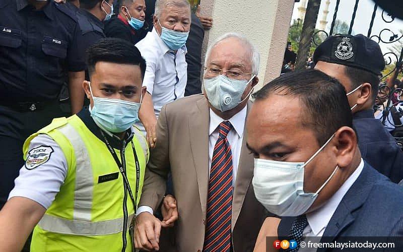 快讯!马来西亚前总理纳吉布7项控状全部罪成