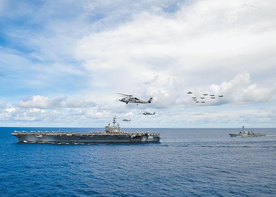 南海局势一触即发:中国须警惕美国军事冒险发动袭击