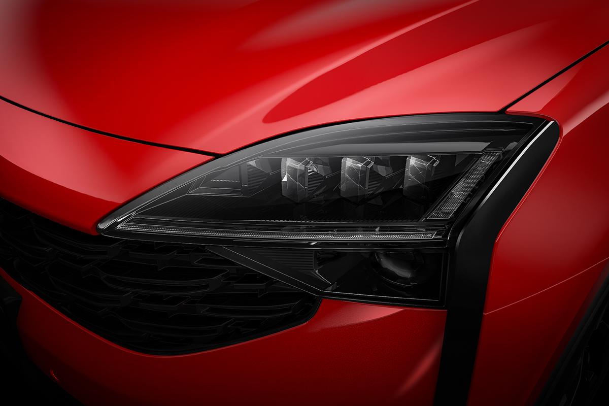 观致7 SUV首度亮相 基于全新方界美学设计