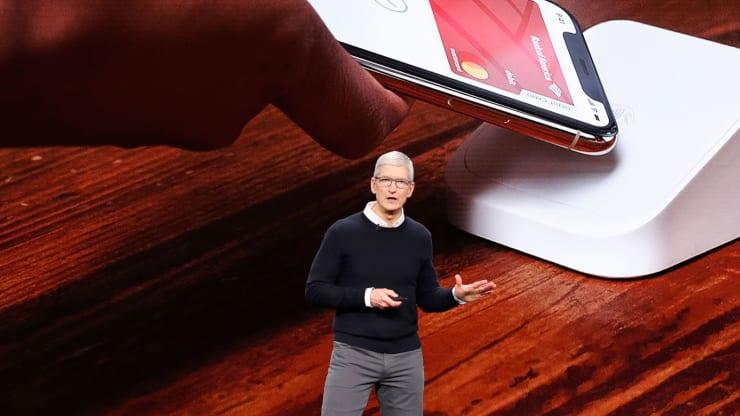 苹果CEO库克