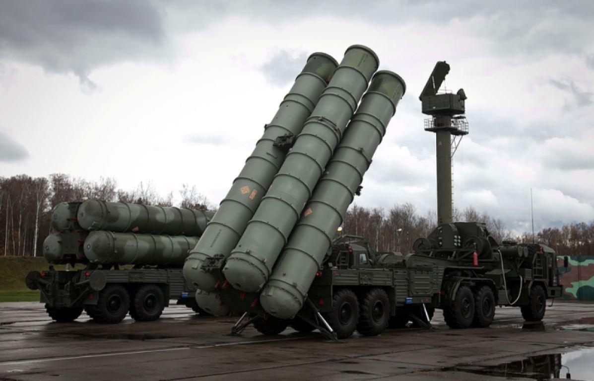 为了获得俄罗斯S400导弹,土耳其不惜放弃从美国采购F35