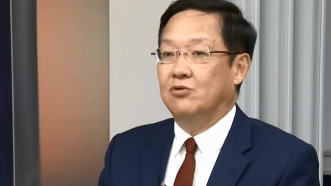 """台前""""驻外代表"""":美国若在台湾部署飞弹 两岸会打起来"""
