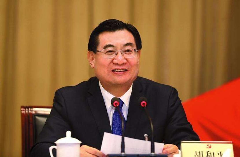 胡和平任文化和旅游部党组书记,雒树刚不再担任
