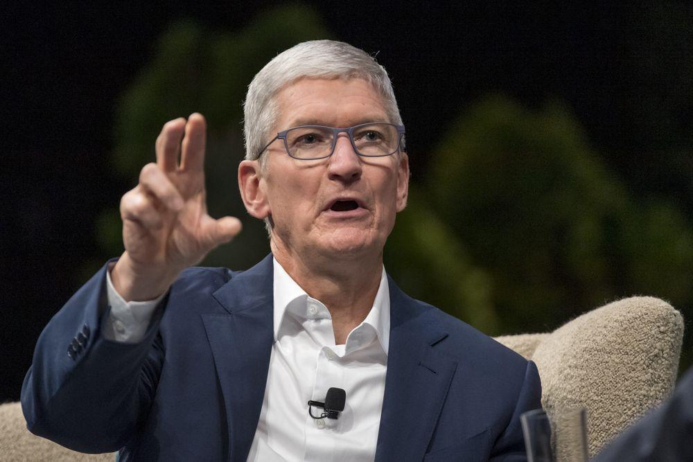 苹果公司CEO蒂姆·库克(Tim Cook)