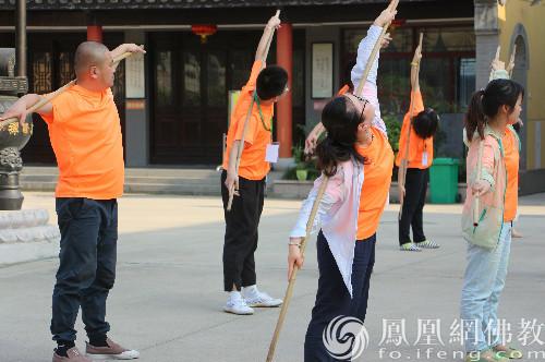 扬州文峰寺第三届觉醒青年禅修营开始报名