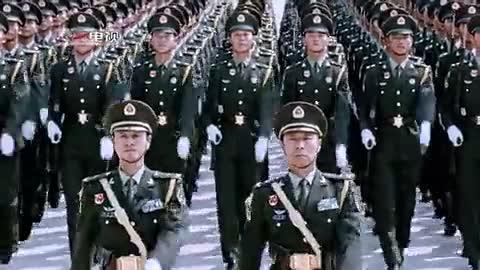 纪录片2019阅兵盛典震撼上映
