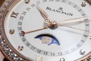 """宝珀Blancpain""""隽永的优雅""""女装腕表展北京开幕"""