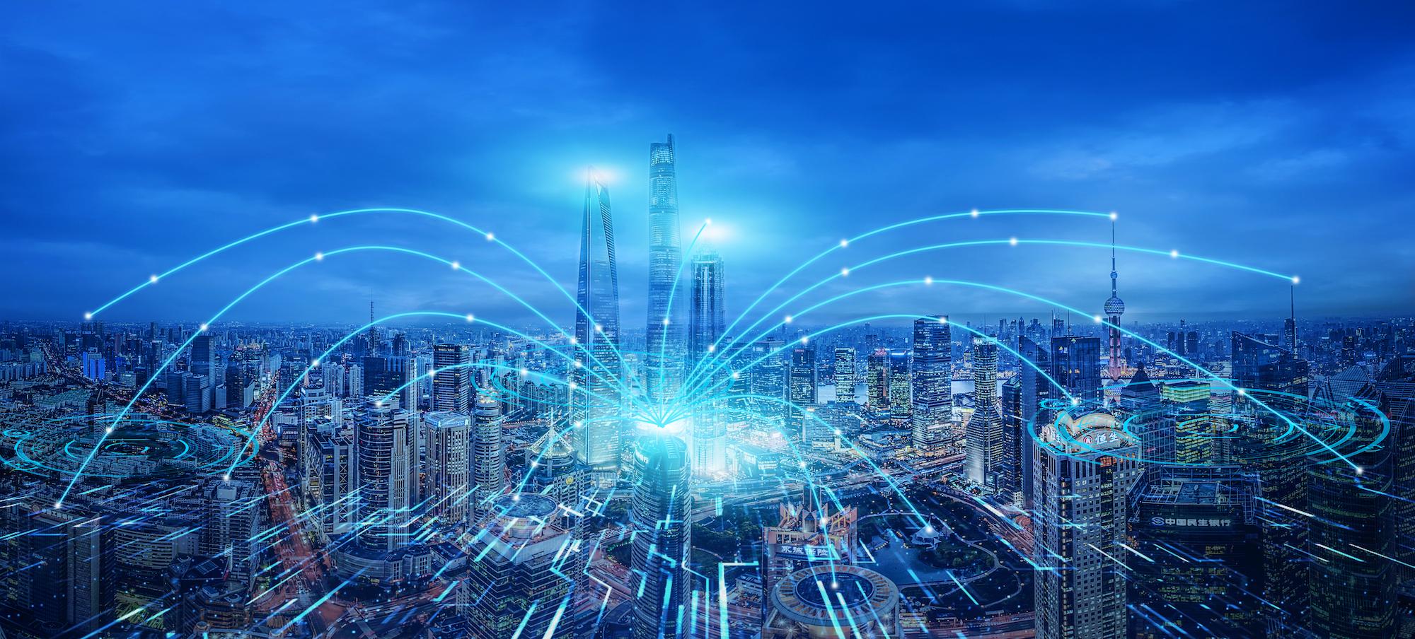 人工智能国际客厅市北区启动! 打造工业互联网集聚区
