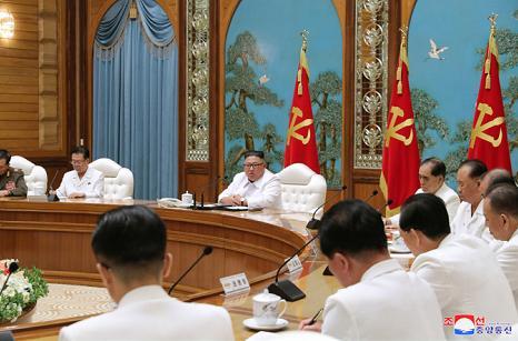 【刑天亚洲天堂】_朝鲜发现新冠疑似病例 金正恩做出部署
