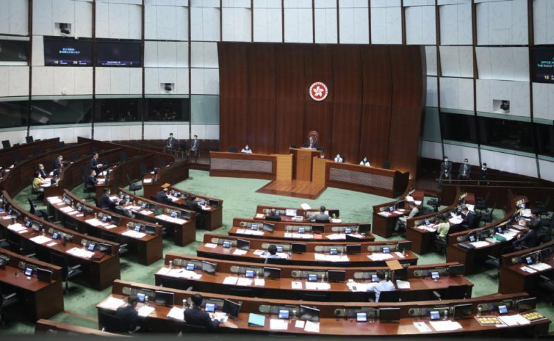 【赢咖3股】_香港特区立法会选举推迟举行 专家:合理、合法、合情