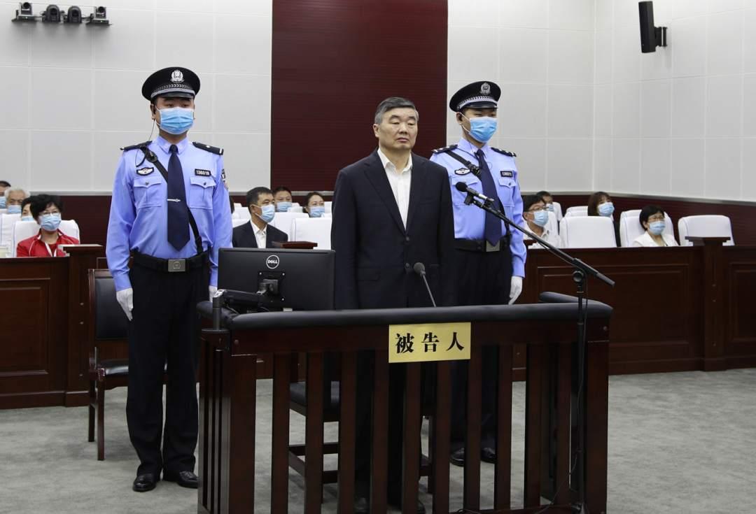 国开行原董事长胡怀邦案一审:受贿案值达8552万元