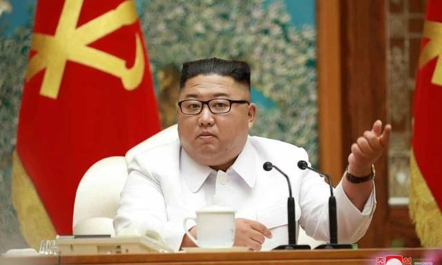 首例疑似病例从韩国输入,金正恩严惩边境部队