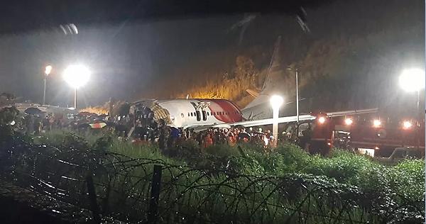 【百度相关】_印度客机事故:2人新冠病毒检测呈阳性 其中1人已遇难