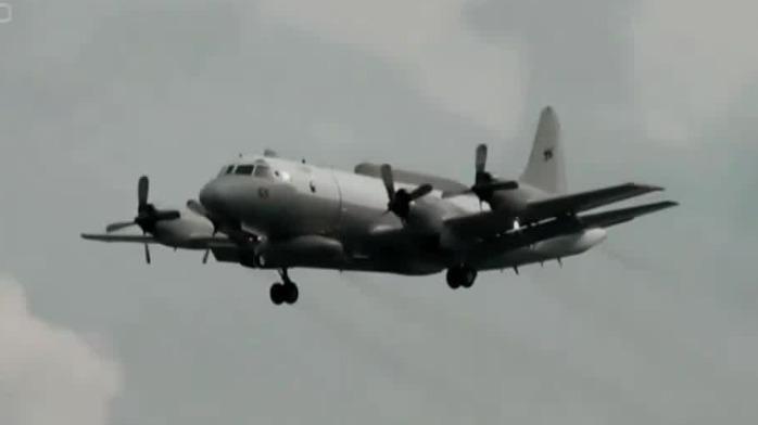 统计显示:7月,美军近70架次大型侦察机在南海活动