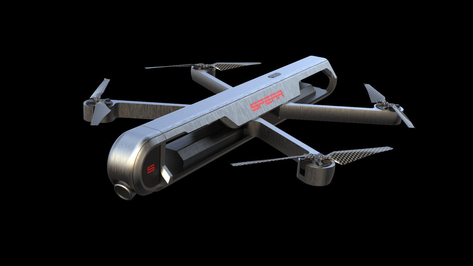 体积小,本领大!以色列展示新型封装式无人机