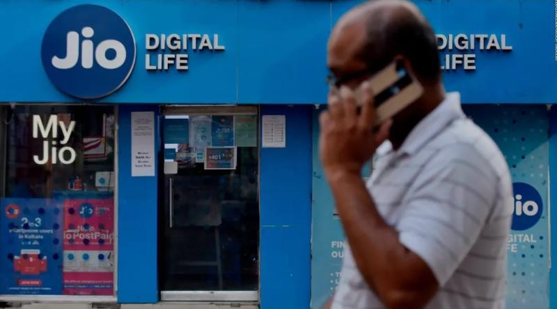中国科技圈的印度公敌Jio:自研5G叫板华为,老板财富超马云
