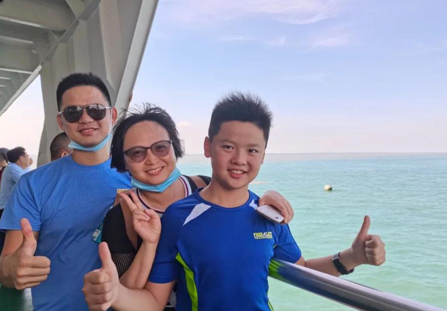 【南京快猫网址顾问】_厉害了!12岁男孩和父亲花了一年的时间,创造了一个新纪录!