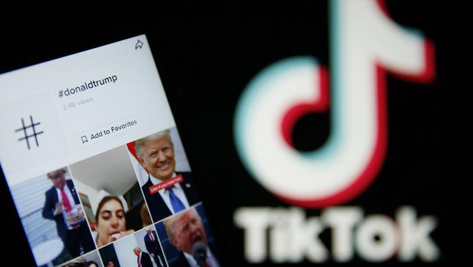 """【克隆网站】_三天对TikTok态度逆转,是什么让特朗普""""否定自我""""?"""