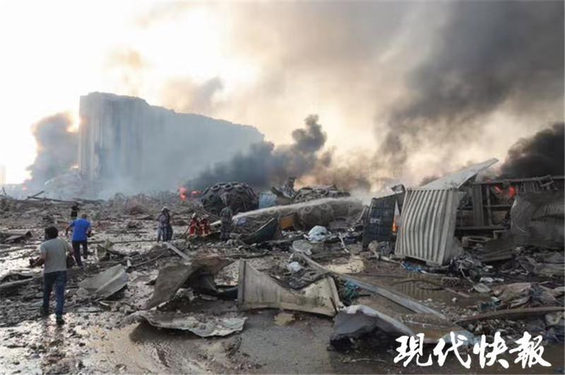 【soso空间】_华人亲述黎巴嫩爆炸瞬间:像巨浪一样,整个地板都在跳舞