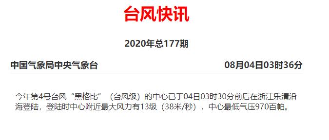 【八方通宝】_台风黑格比登陆浙江:有人被房子晃醒,室内声音像摩托车