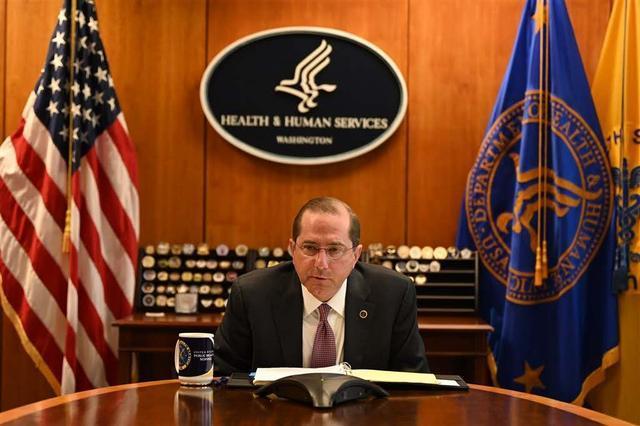 【dovey】_美国卫生部长将访台,系1979年以来最高层级