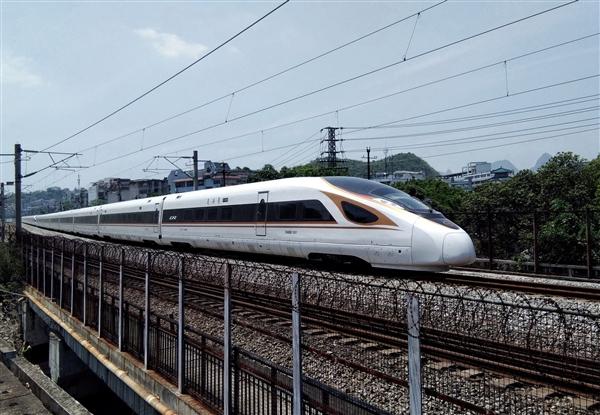 交通运输部:开展时速600公里级高速磁悬浮列车研制和试验